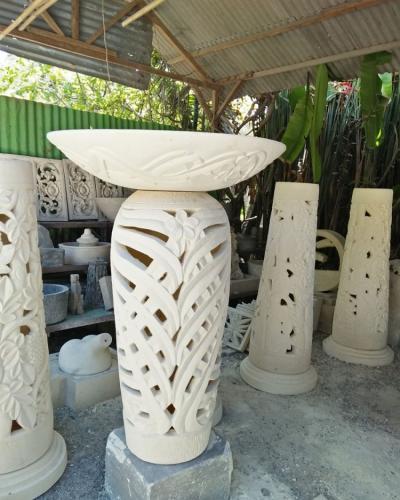 Gorong Gorong Kotak Motif Bunga